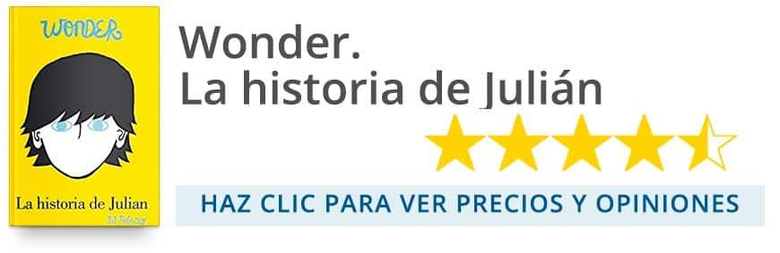 comprar-libro-Wonder.-La-historia-de-Julian-Versión-Kindle