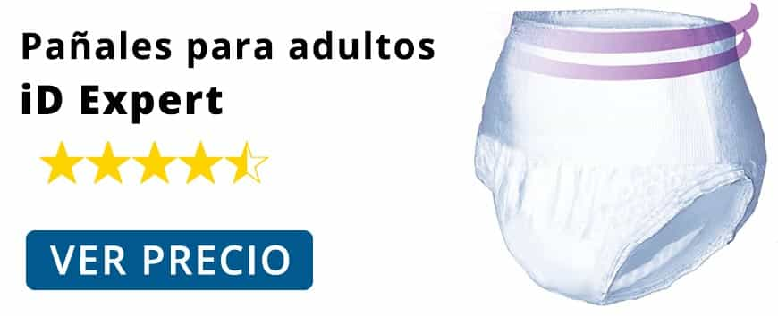 Pañales desechables para adultos iD Expert