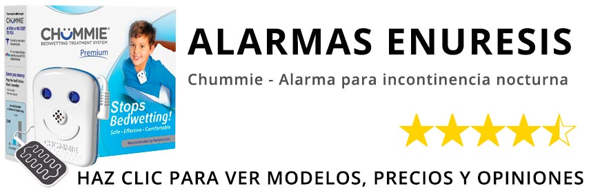comprar-Chummie Sensor-con-alarma-para-incontinencia-nocturna