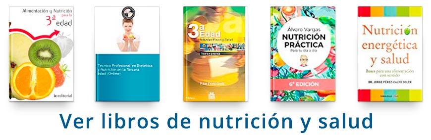 ver libros de nutrición y salud en amazon