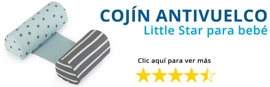 Cojín antivuelco Little Star