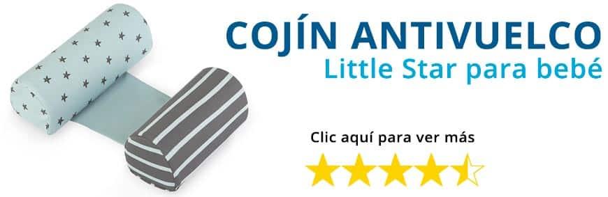 Cojín antivuelco Little Star