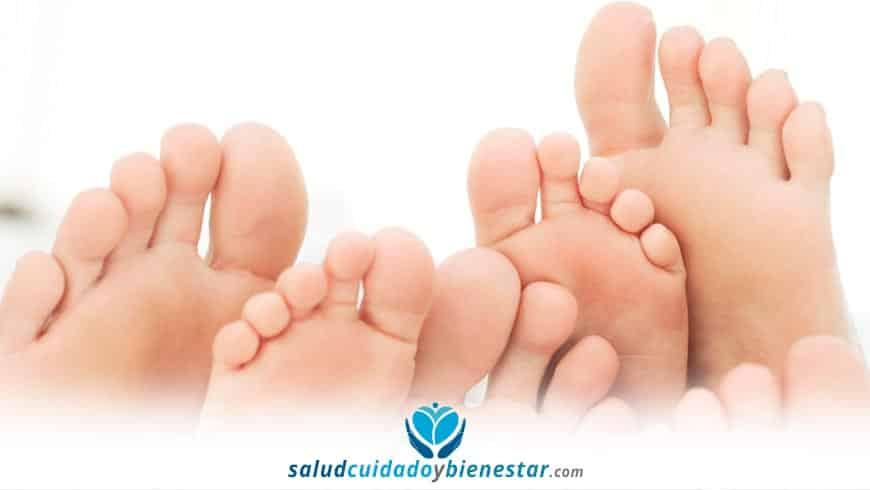 Problemas en los pies con tratamientos efectivos