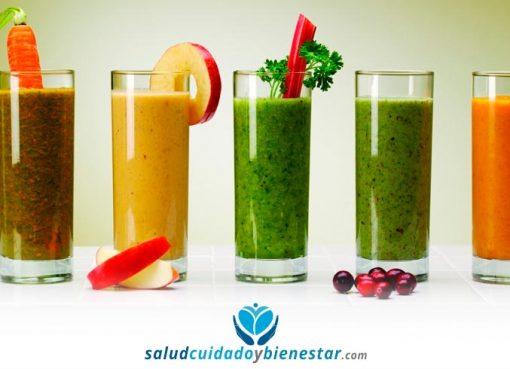Plan detox - dieta y alimentos para eliminar las toxinas
