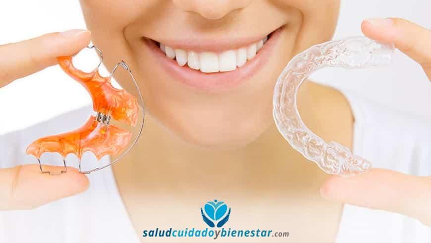 Retenedores dentales en ortodoncia