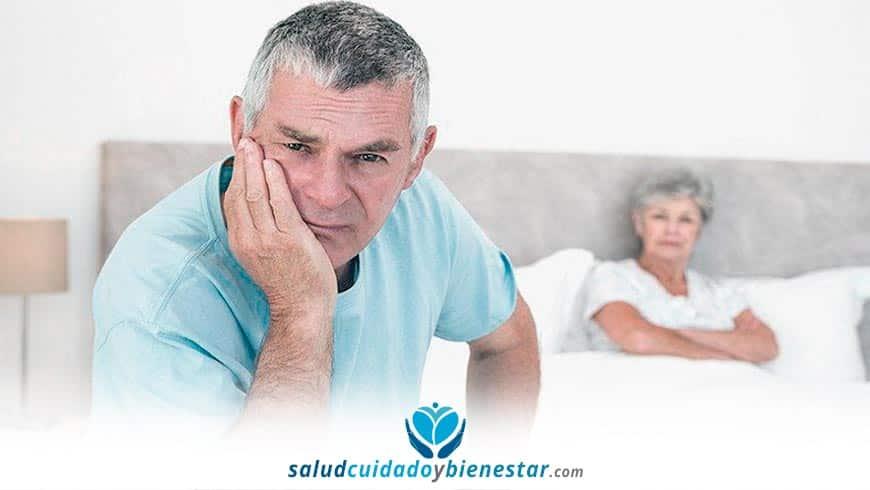 Disfunción Eréctil – Síntomas, Factores de Riesgo y Prevención