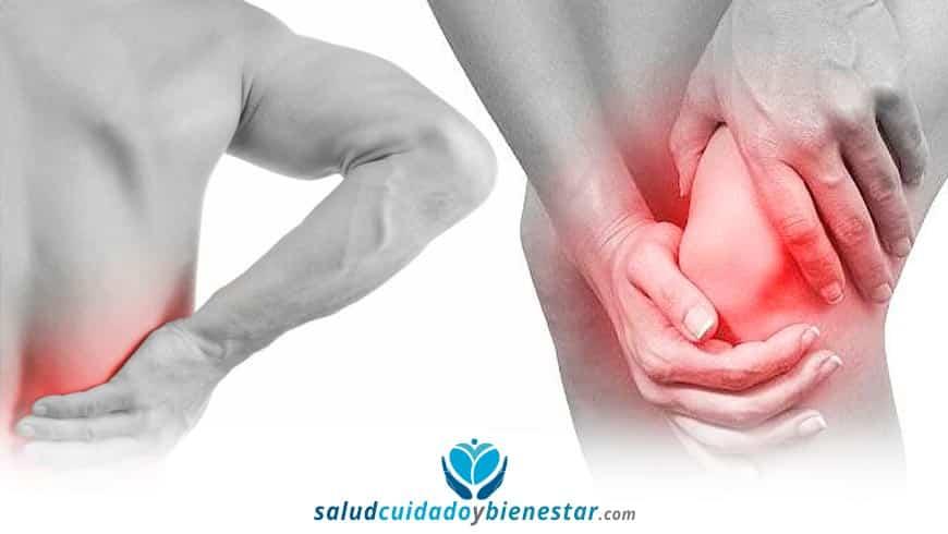 como reducir dolor articulaciones musculos