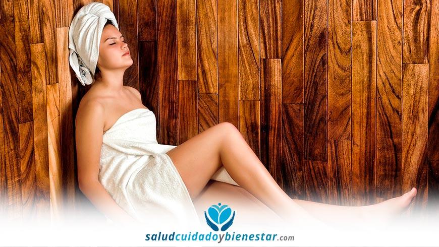 La sauna y los tratamientos de balneoterapia, ¿por qué son positivos para la salud?