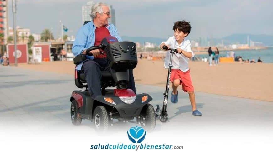 como elegir un buen scooter electrico para mayores