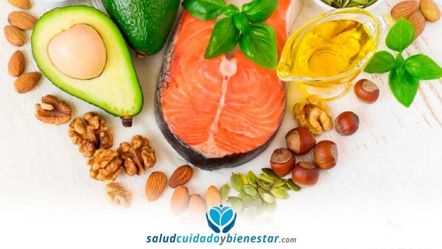 Tipos de grasas beneficiosas para la salud
