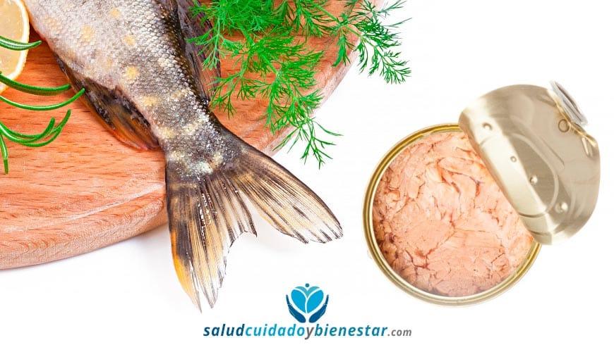 Pescado azul, fuente de salud para tu organismo - cuales son los pescados azules - beneficios