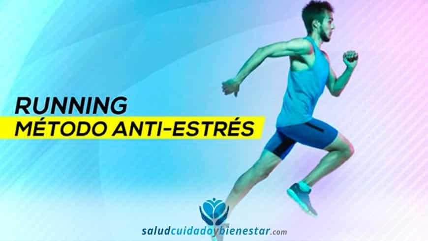 El running te libera del estrés y ayuda a cuidarte
