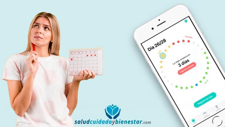 APP para calcular los días fértiles de una mujer y llevar un control del ciclo menstrual