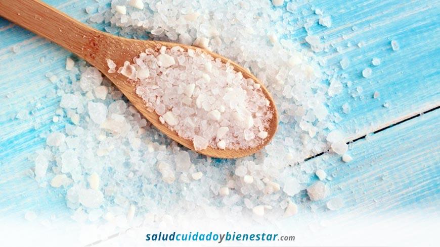 Sal Maldon o sal en escamas, usos y beneficios para la salud