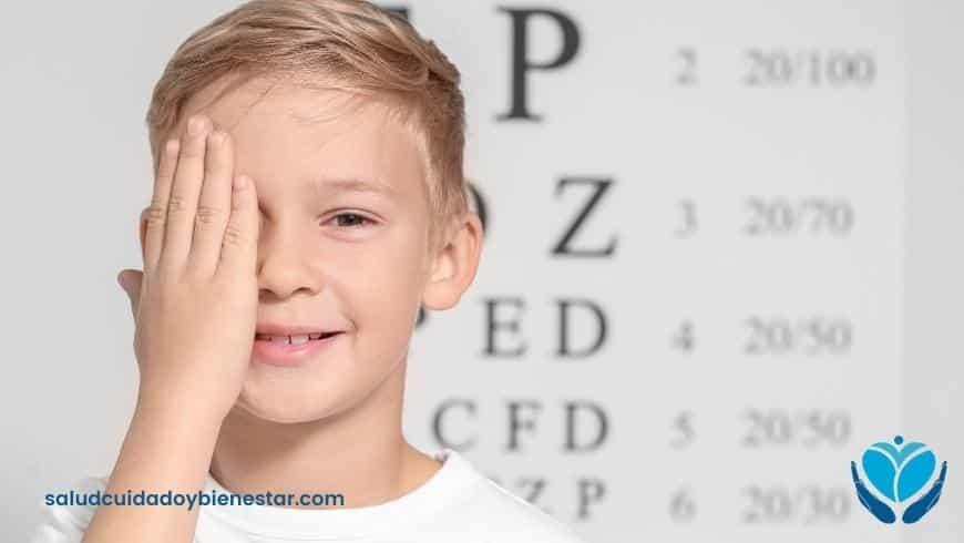 Miopía en niños o infantil: causas y cómo controlarla